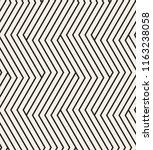vector seamless pattern. modern ... | Shutterstock .eps vector #1163238058
