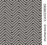vector seamless pattern. modern ... | Shutterstock .eps vector #1163238082