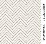vector seamless pattern. modern ...   Shutterstock .eps vector #1163238085