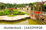 biscayne bay  coconut grove... | Shutterstock . vector #1163294938