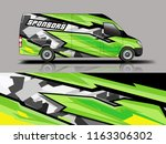 car graphic vector. abstract... | Shutterstock .eps vector #1163306302