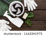 housework  housekeeping and...   Shutterstock . vector #1163341975