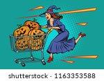 Halloween Witch Pumpkins....