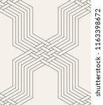 vector seamless pattern. modern ... | Shutterstock .eps vector #1163398672