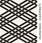 vector seamless pattern. modern ... | Shutterstock .eps vector #1163398675