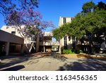 los angeles  ca  usa  06 12... | Shutterstock . vector #1163456365