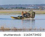 caprivi strip. botswana. 05.27... | Shutterstock . vector #1163473402