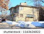 chicago  il   03 07 2015 ... | Shutterstock . vector #1163626822