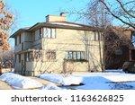 chicago  il   03 07 2015 ... | Shutterstock . vector #1163626825