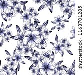 abstract seamless pattern with...   Shutterstock .eps vector #1163701285