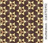 pattern background geometric   Shutterstock . vector #1163751952