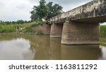 nature beautiful bridge    Shutterstock . vector #1163811292