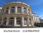 rennes  france   june 27  2018  ... | Shutterstock . vector #1163864965