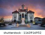 constanta   romania   april 19  ... | Shutterstock . vector #1163916952