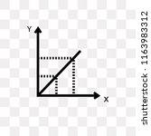 classroom stats vector icon... | Shutterstock .eps vector #1163983312