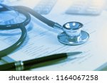 healthcare insurance concept | Shutterstock . vector #1164067258