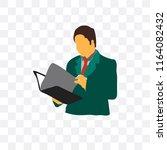 businessman vector icon...