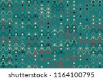geometric background with... | Shutterstock .eps vector #1164100795