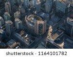 vancouver  british columbia ... | Shutterstock . vector #1164101782