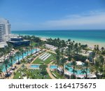 miami   usa   june 2015  aerial ... | Shutterstock . vector #1164175675