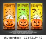 3 banners.decoration for...   Shutterstock .eps vector #1164219442