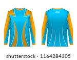 templates of sportswear designs ...   Shutterstock .eps vector #1164284305