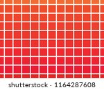 vector red checkered pattern | Shutterstock .eps vector #1164287608
