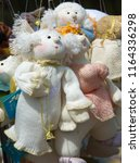flea market   folk crafts....   Shutterstock . vector #1164336298