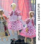flea market   folk crafts....   Shutterstock . vector #1164337195