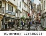 york  england   may 15   centre ... | Shutterstock . vector #1164383335
