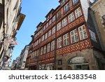 rennes  france   june 27  2018  ... | Shutterstock . vector #1164383548