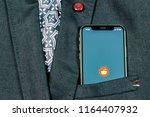 sankt petersburg  russia ... | Shutterstock . vector #1164407932