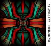 3d render of plastic background ... | Shutterstock . vector #1164460462