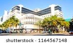 miami florida   usa   october... | Shutterstock . vector #1164567148