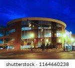 syracuse  new york  usa. august ... | Shutterstock . vector #1164660238
