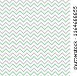 seamless zig zag pattern.... | Shutterstock .eps vector #1164688855