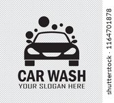 car wash service icon isolated... | Shutterstock .eps vector #1164701878