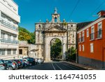 lisbon  portugal   august 20 ... | Shutterstock . vector #1164741055
