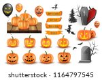 decoration elements for...   Shutterstock .eps vector #1164797545
