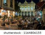 lyon  france  august 21  2018 ... | Shutterstock . vector #1164806155