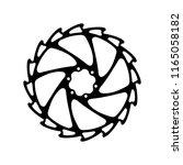 bicycle  bike  wheel asterisk  | Shutterstock .eps vector #1165058182