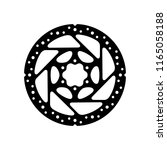 bicycle  bike  wheel asterisk  | Shutterstock .eps vector #1165058188