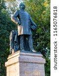 berlin  germany   august 16 ... | Shutterstock . vector #1165076818