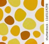 seamless geometric background | Shutterstock .eps vector #1165119298