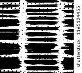 vector seamless pattern . ... | Shutterstock .eps vector #1165124455