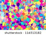 Colorful Background Of Paper...