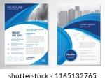 template vector design for... | Shutterstock .eps vector #1165132765