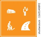builder icon. this set with...   Shutterstock .eps vector #1165140892
