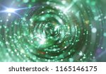 abstract background green...   Shutterstock . vector #1165146175