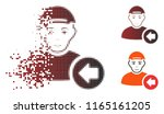 previous man icon with face in...   Shutterstock .eps vector #1165161205